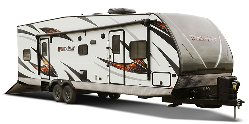 Work and Play 25WQB at Youngblood Powersports RV Sales and Service