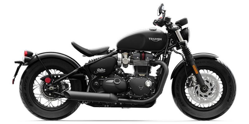 Bonneville Bobber Black at Youngblood Powersports RV Sales and Service
