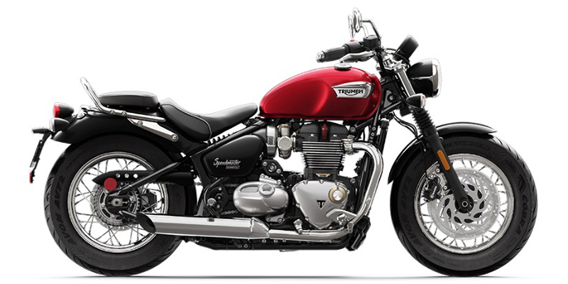 2019 Triumph Bonneville Speedmaster Base at Frontline Eurosports
