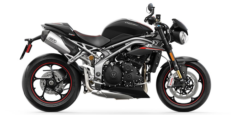 Speed Triple RS at Frontline Eurosports