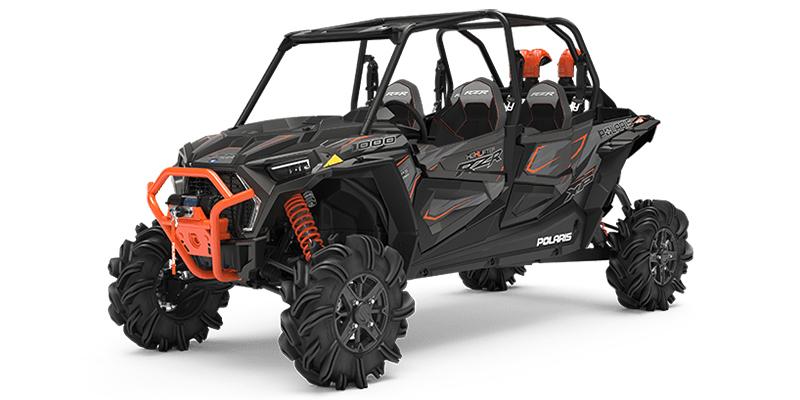 RZR XP® 4 1000 High Lifter Edition at Reno Cycles and Gear, Reno, NV 89502
