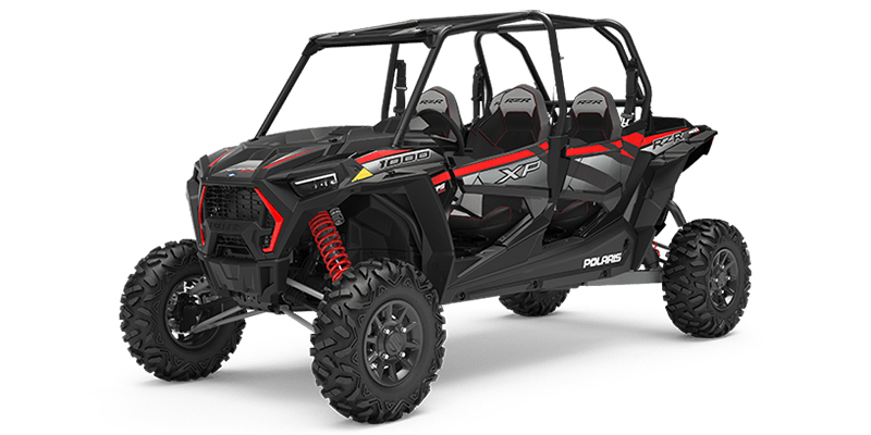 2019 Polaris RZR XP 4 1000 Ride Command Edition at Lynnwood Motoplex, Lynnwood, WA 98037