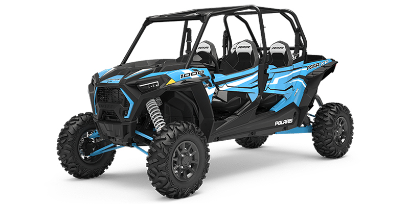 2019 Polaris RZR XP® 4 1000 Ride Command® Edition at Lynnwood Motoplex, Lynnwood, WA 98037