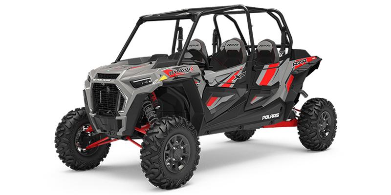 RZR XP® 4 Turbo DYNAMIX® Edition at Reno Cycles and Gear, Reno, NV 89502