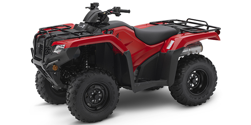 2019 Honda FourTrax Rancher® 4X4 ES at Kent Powersports of Austin, Kyle, TX 78640