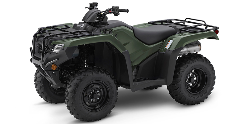 FourTrax Rancher® 4X4 ES at Wild West Motoplex