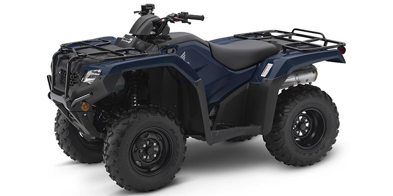 2019 Honda FourTrax Rancher® 4X4 at Kent Powersports of Austin, Kyle, TX 78640