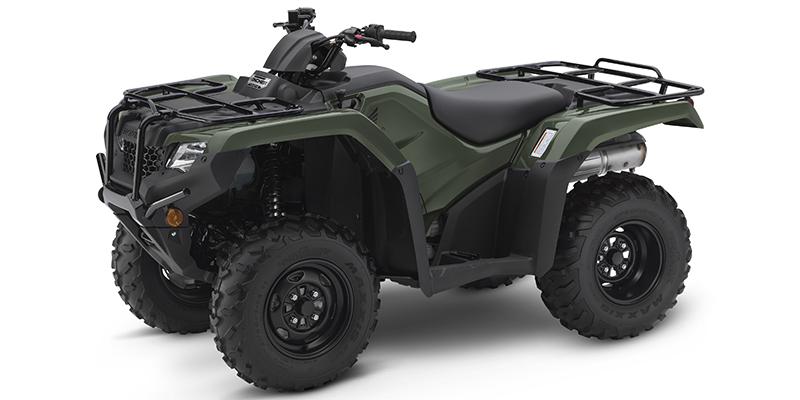 2019 Honda FourTrax Rancher® 4X4 at Kent Powersports, North Selma, TX 78154