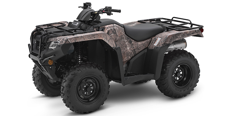 2019 Honda FourTrax Rancher 4X4 Automatic DCT EPS at Dale's Fun Center, Victoria, TX 77904
