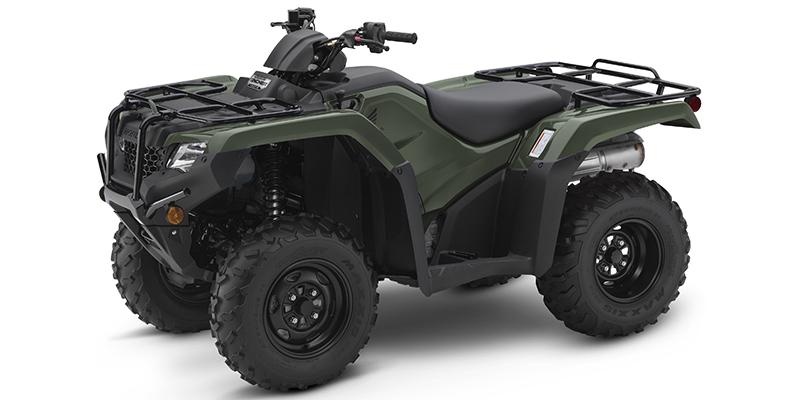 2020 Honda FourTrax Rancher® 4X4 Automatic DCT EPS at Sloans Motorcycle ATV, Murfreesboro, TN, 37129