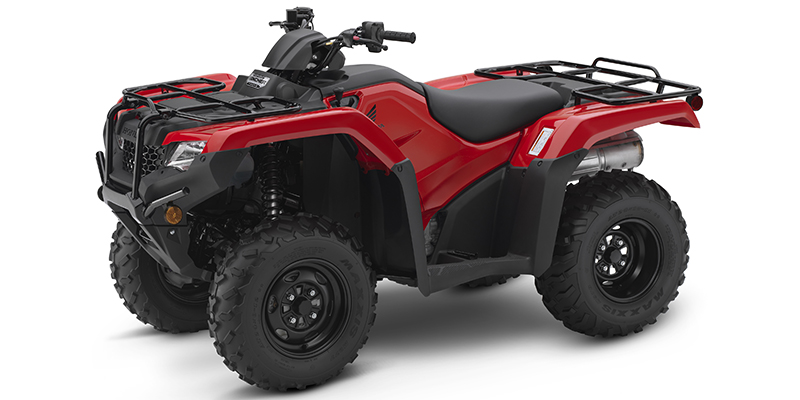 2019 Honda FourTrax Rancher® 4X4 Automatic DCT EPS at Dale's Fun Center, Victoria, TX 77904