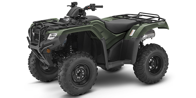 2019 Honda FourTrax Rancher® 4X4 Automatic DCT IRS at Kent Powersports of Austin, Kyle, TX 78640