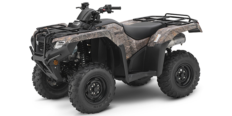 2019 Honda FourTrax Rancher® 4X4 Automatic DCT IRS EPS at Kent Powersports of Austin, Kyle, TX 78640