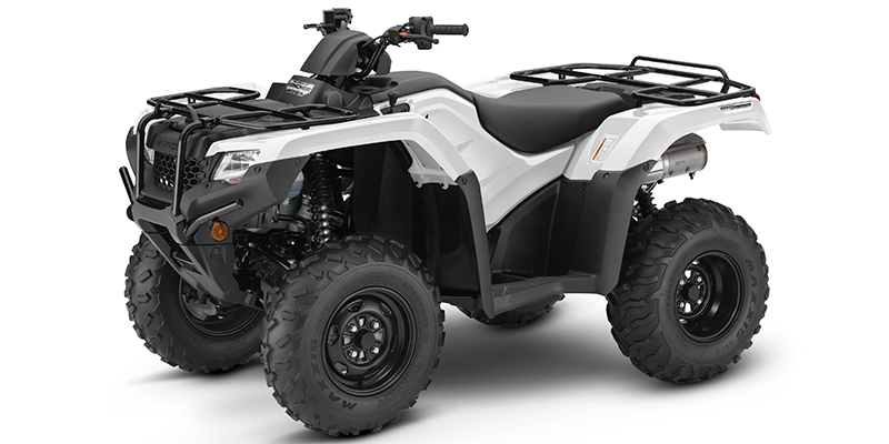 FourTrax Rancher® 4X4 Automatic DCT IRS EPS at Kent Powersports of Austin, Kyle, TX 78640