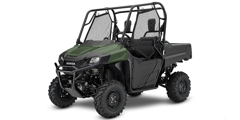2019 Honda Pioneer 700 Base at Sloans Motorcycle ATV, Murfreesboro, TN, 37129
