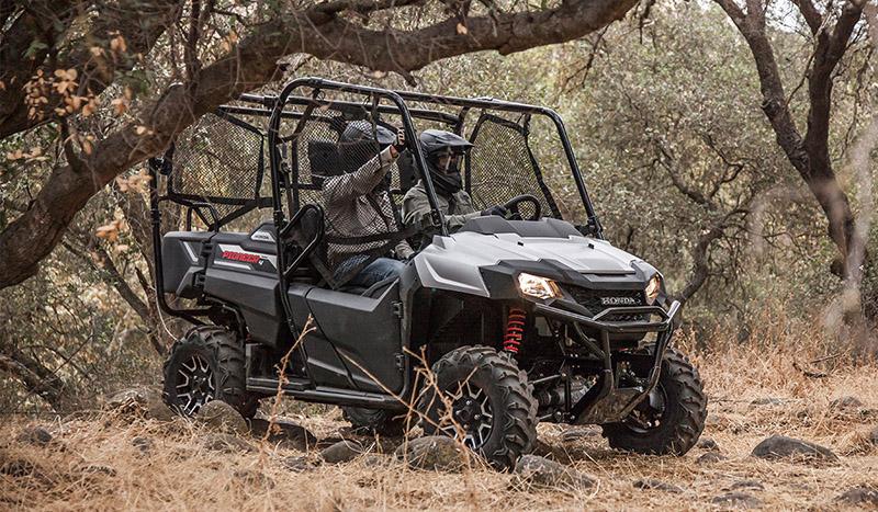2019 Honda Pioneer 700 Deluxe at Kent Powersports of Austin, Kyle, TX 78640