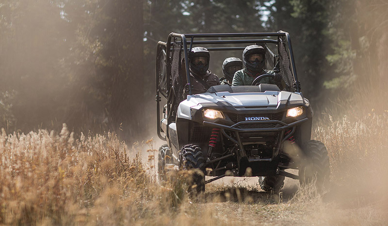 2019 Honda Pioneer 700-4 Deluxe at Waukon Power Sports, Waukon, IA 52172