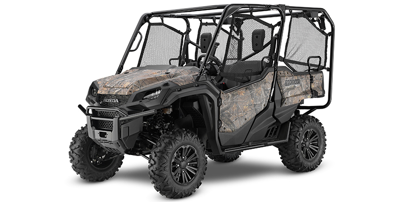 2019 Honda Pioneer 1000-5 Deluxe at Waukon Power Sports, Waukon, IA 52172