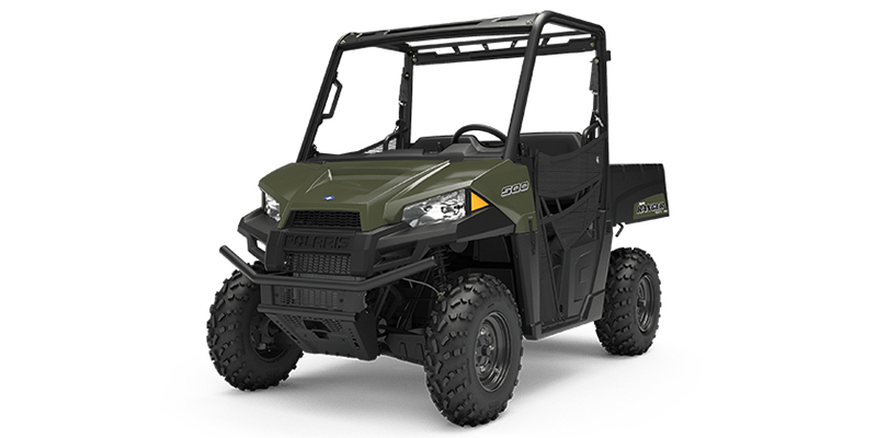 2019 Polaris Ranger 500 Base at Midwest Polaris, Batavia, OH 45103