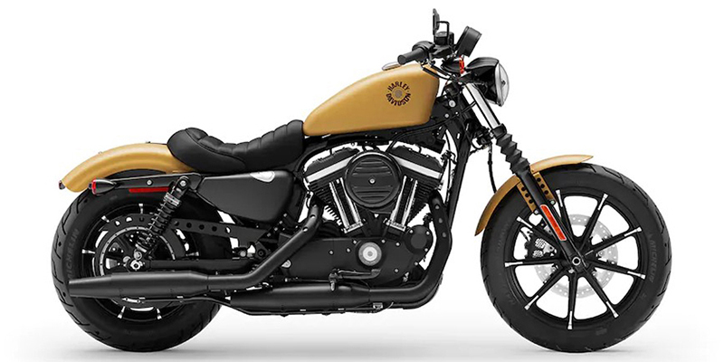 Iron 883™ at Bud's Harley-Davidson, Evansville, IN 47715