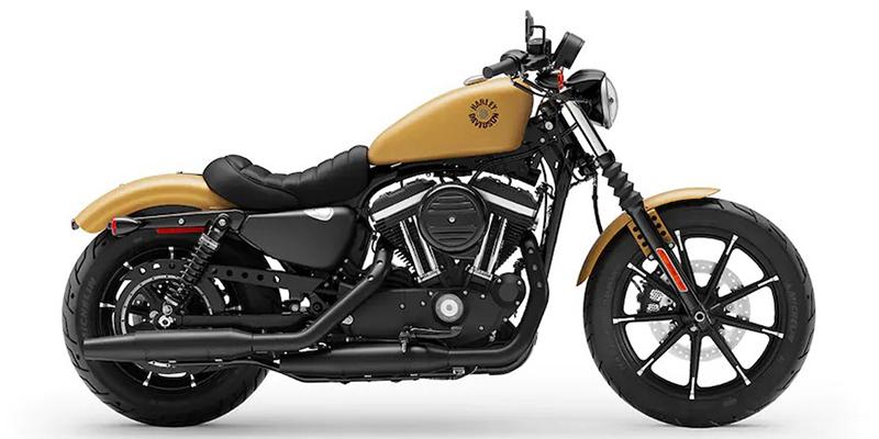 Iron 883™ at M & S Harley-Davidson