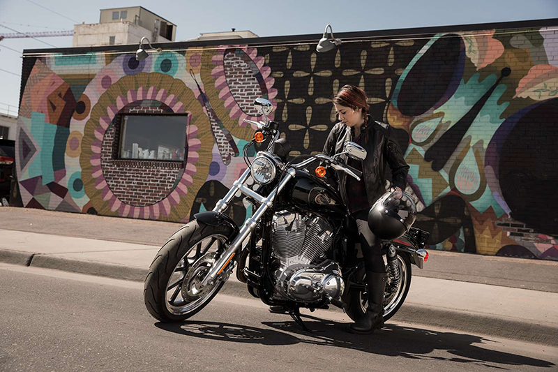 2019 Harley-Davidson Sportster® SuperLow® at Lynchburg H-D