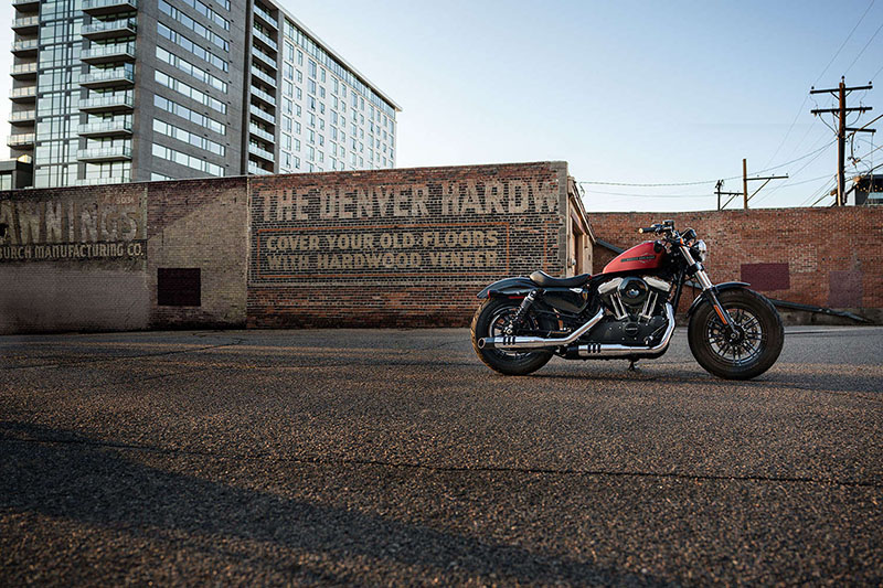 2019 Harley-Davidson Sportster Forty-Eight at Harley-Davidson of Fort Wayne, Fort Wayne, IN 46804