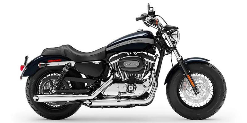 1200 Custom at Gruene Harley-Davidson