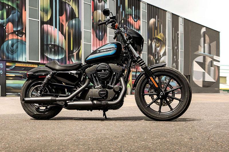 2019 Harley-Davidson Sportster Iron 1200 at Riders Harley-Davidson®, Trussville, AL 35173