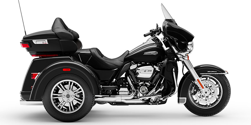 2019 Harley-Davidson Trike Tri Glide Ultra at Harley-Davidson of Fort Wayne, Fort Wayne, IN 46804
