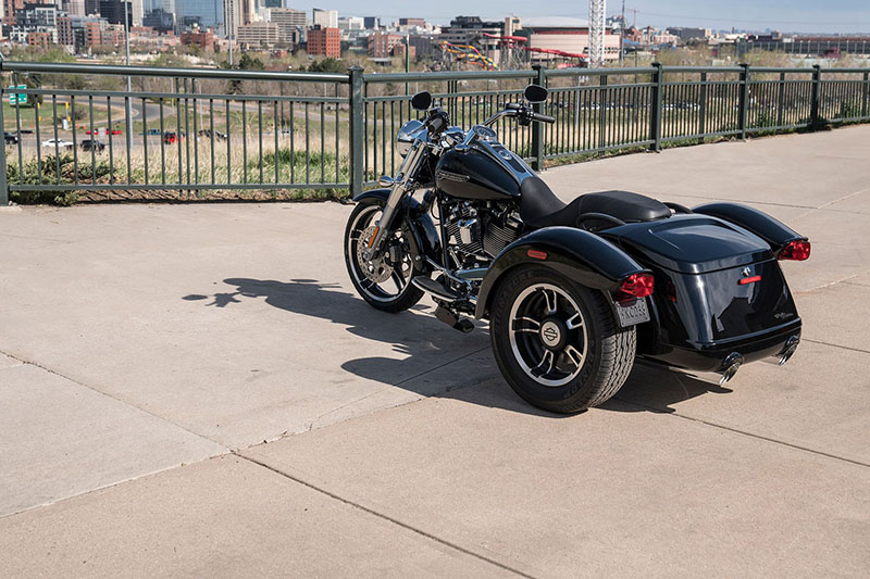 2019 Harley-Davidson Trike Freewheeler® at Mike Bruno's Bayou Country Harley-Davidson