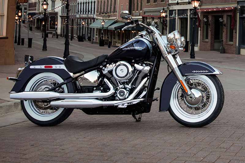 2019 Harley-Davidson Softail Deluxe at #1 Cycle Center Harley-Davidson
