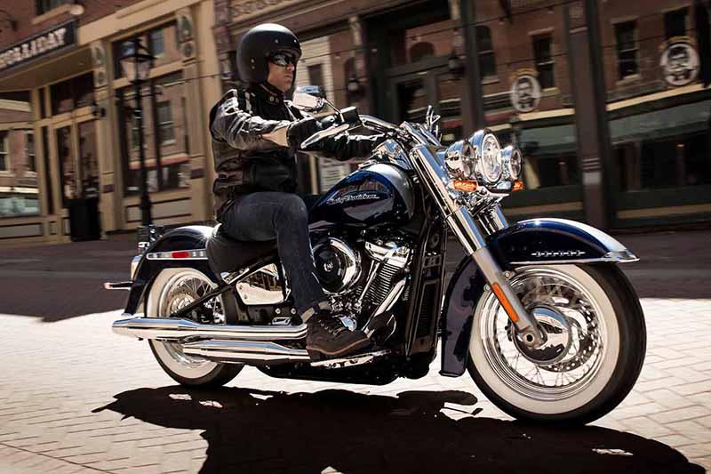 2019 Harley-Davidson Softail Deluxe at Harley-Davidson of Fort Wayne, Fort Wayne, IN 46804