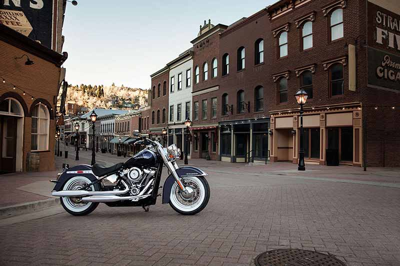2019 Harley-Davidson Softail® Deluxe at Killer Creek Harley-Davidson®, Roswell, GA 30076