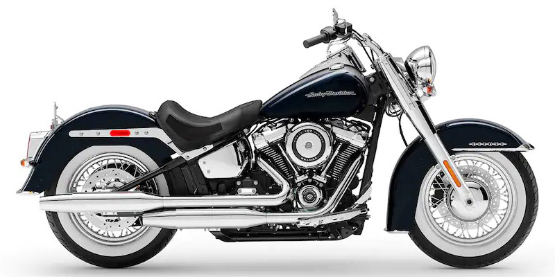 Softail® Deluxe at Vandervest Harley-Davidson, Green Bay, WI 54303