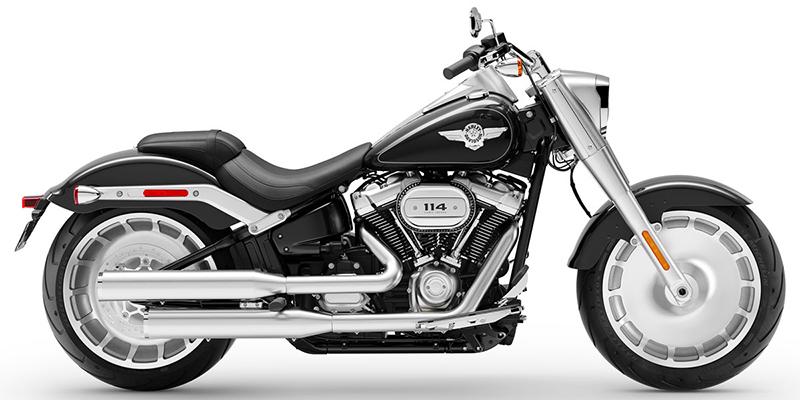 2019 Harley-Davidson Softail® Fat Boy® 114 at Ventura Harley-Davidson