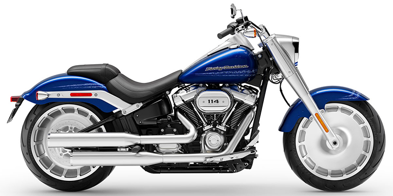 2019 Harley-Davidson Softail® Fat Boy® 114 at Destination Harley-Davidson®, Silverdale, WA 98383
