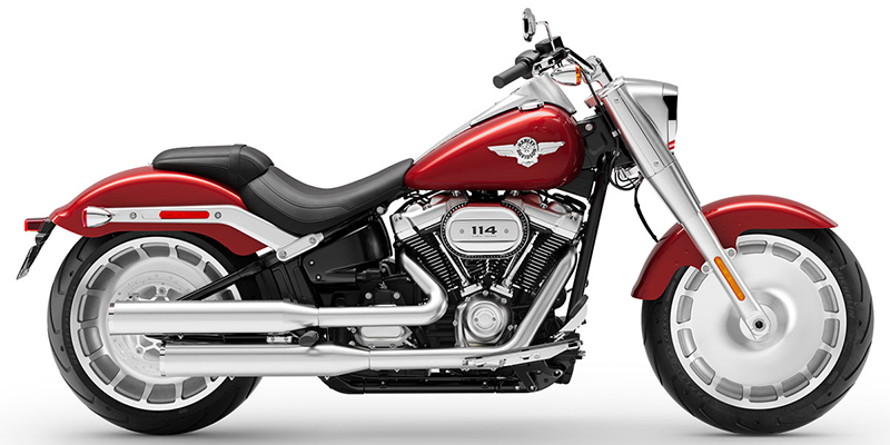 2019 Harley-Davidson Softail® Fat Boy® 114 at Calumet Harley-Davidson®, Munster, IN 46321