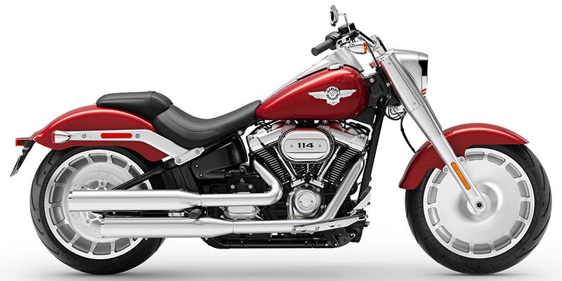 2019 Harley-Davidson Softail Fat Boy 114 at La Crosse Area Harley-Davidson, Onalaska, WI 54650