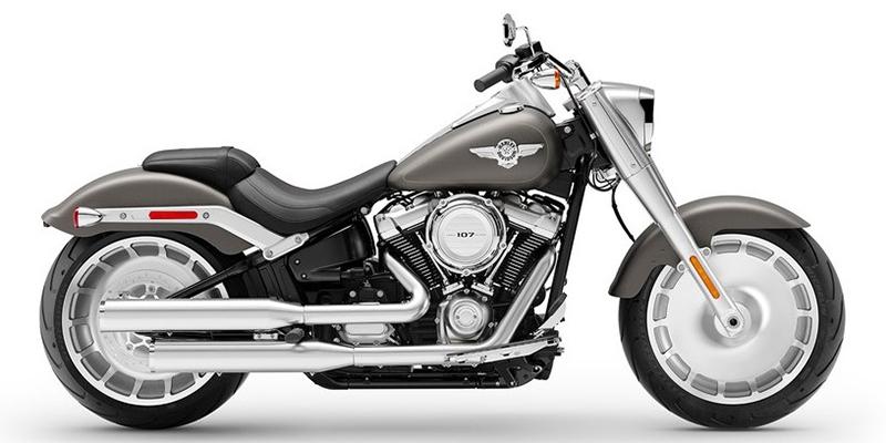 Fat Boy® 114 at M & S Harley-Davidson