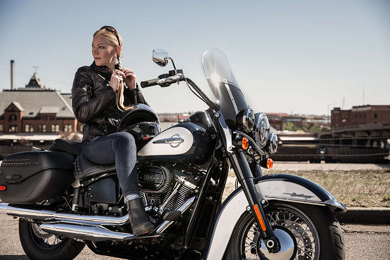 2019 Harley-Davidson Softail® Heritage Classic