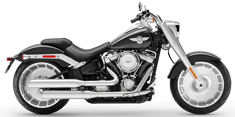 2019 Harley-Davidson Softail® Fat Boy® at Mike Bruno's Bayou Country Harley-Davidson