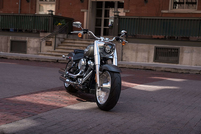 2019 Harley-Davidson Softail® Fat Boy® at Calumet Harley-Davidson®, Munster, IN 46321