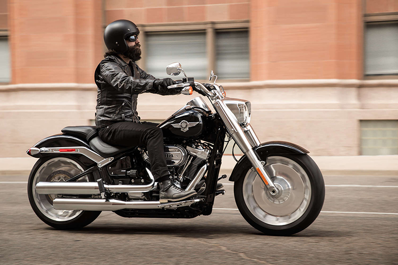 2019 Harley-Davidson Softail® Fat Boy® at Bumpus H-D of Jackson