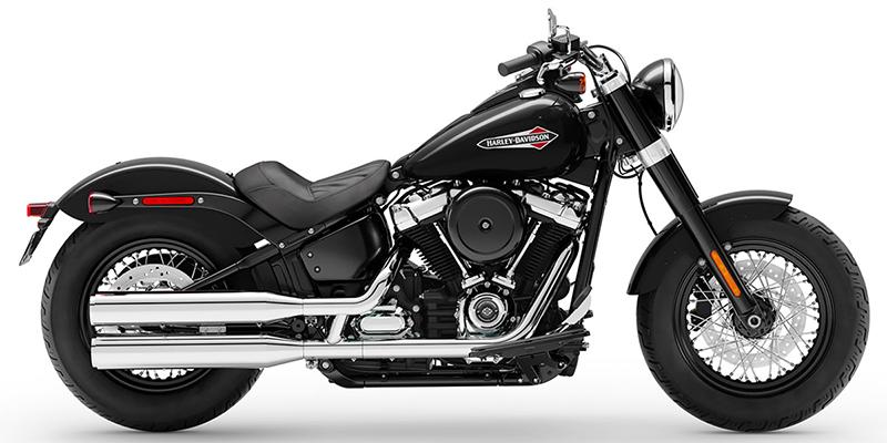 2019 Harley-Davidson Softail® Slim® at Vandervest Harley-Davidson, Green Bay, WI 54303