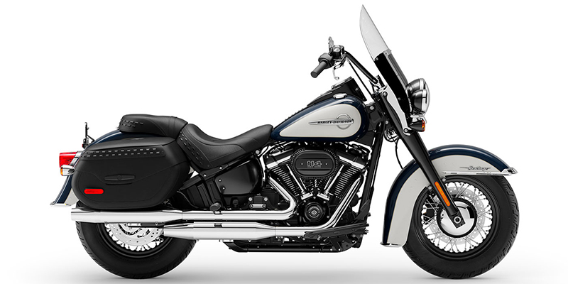 2019 Harley-Davidson Softail Heritage Classic 114 at Harley-Davidson of Fort Wayne, Fort Wayne, IN 46804