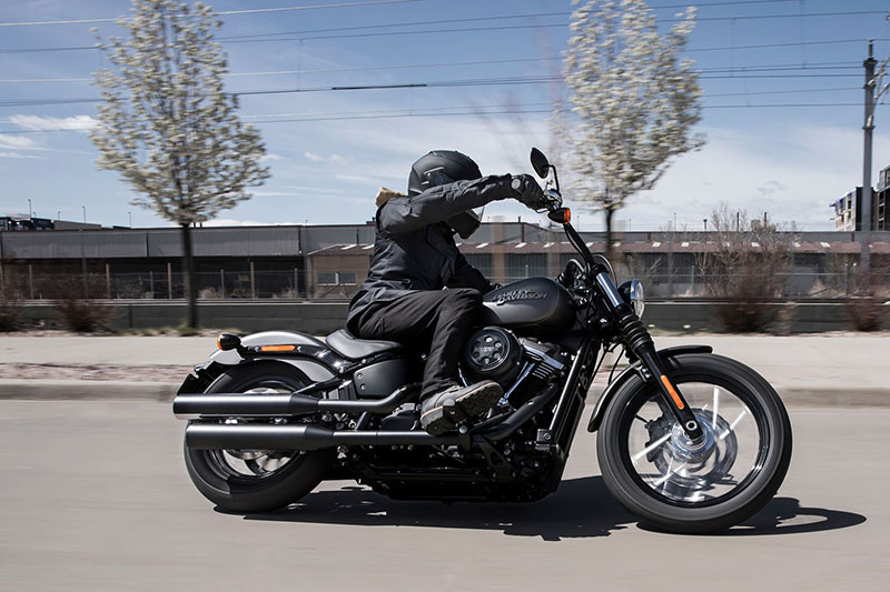 2019 Harley-Davidson Softail® Street Bob® at Lynchburg H-D