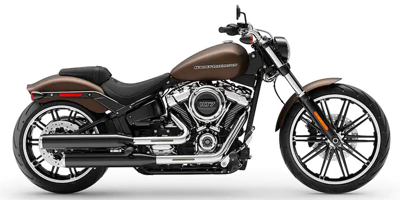 Breakout® 114 at Gruene Harley-Davidson