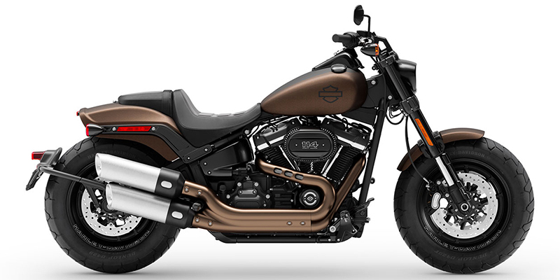 2019 Harley-Davidson Softail® Fat Bob® at Mike Bruno's Bayou Country Harley-Davidson
