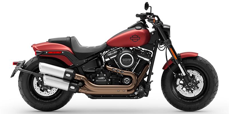 2019 Harley-Davidson Softail Fat Bob at Riders Harley-Davidson®, Trussville, AL 35173